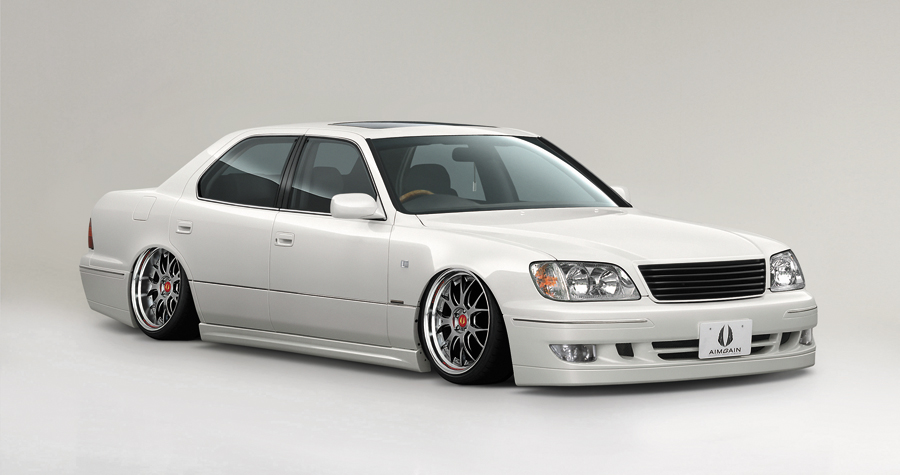 1994 lexus ls400 body kit