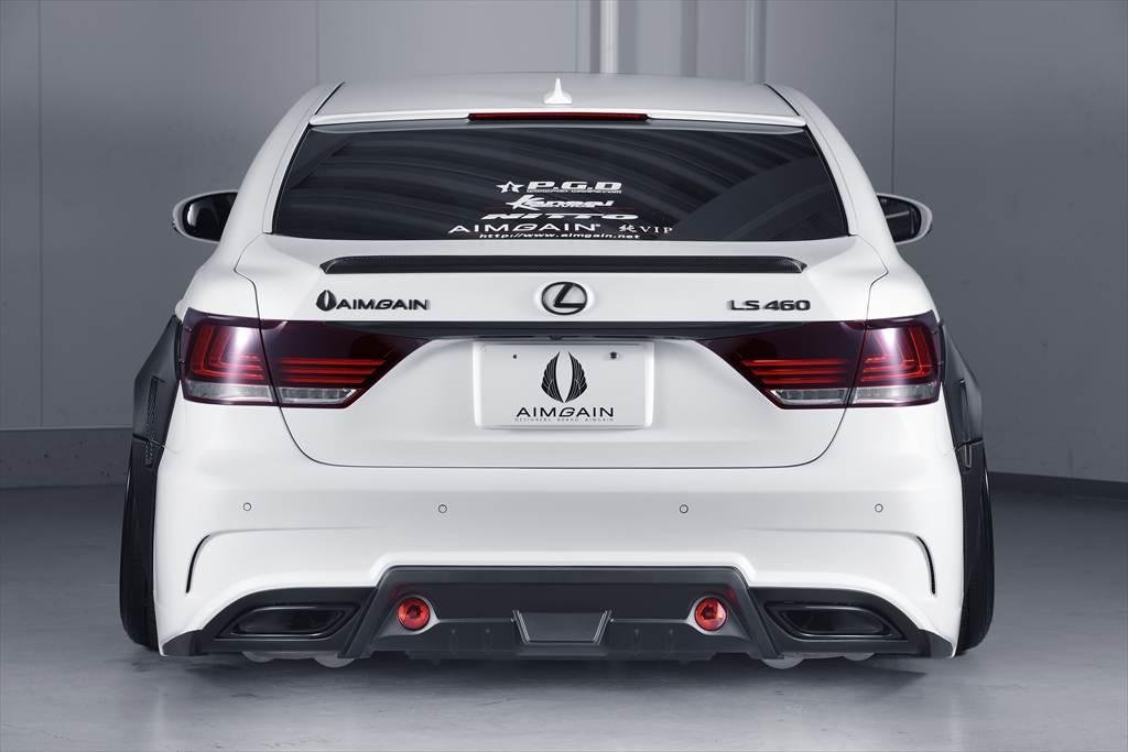 New Product New Gen Lexus Ls460 600 Wide Body Kit By