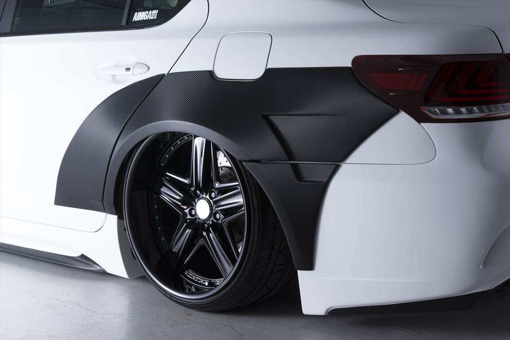 Cars Guru Used Cars AIMGAIN Wide Body Kit For LS460/600 -- New Gen - ClubLexus - Lexus ...