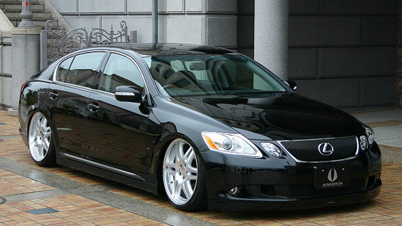 lexus gs 350 custom. Five Axis Project GS 460