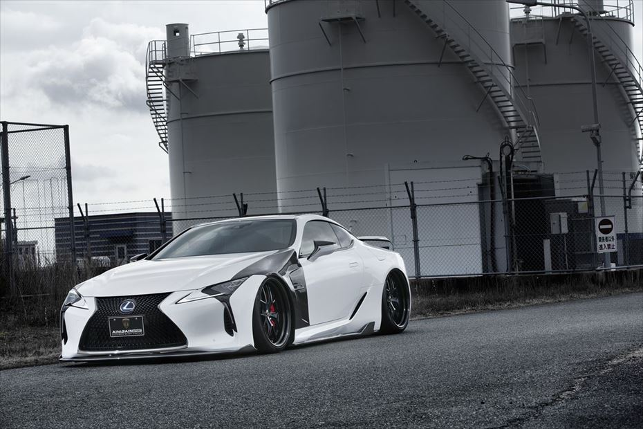 New Product Aimgain Sport Lip Kit For Lc500 H Pre Order